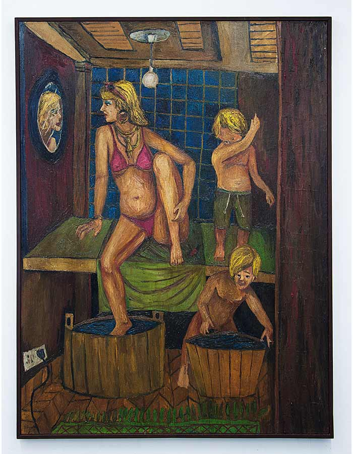 """""""The Bathers"""""""