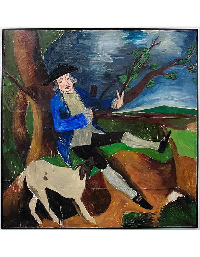 """John Plampin (After Gainsborough)"""