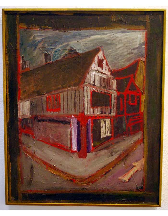"""""""An Old, Tudor House"""""""